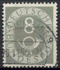 Numeral Cancellation Used Postage European Stamps