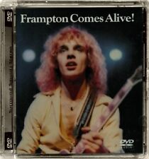 Peter Frampton - Frampton Comes Alive! RARE OOP ORIG Exc DVD Audio CD + 3 Videos
