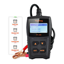 JDiag BT200 Battery Tester Auto Digital Analyzer Vehicle Bad Cell Test Tool