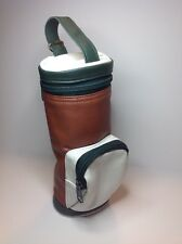 Mini Golf Bag Bottle Caddie Holds Water Bottle or other liquids Insulated