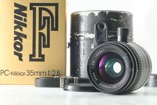 [ MINT ] Nikon PC Nikkor 35mm f2.8 Perspective Control Shift MF Lens From Japan