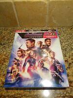 Avengers Endgame (Target Exclusive) (4K/UHD + Blu-Ray + Digital) + BOOK
