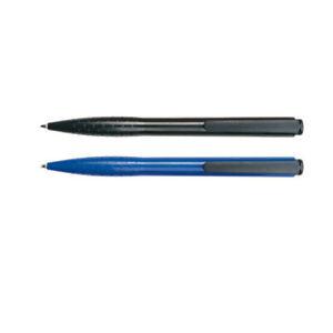 herlitz Einweg - Druckkugelschreiber,  Kunststoffgehäuse, Strichstärke: 1 mm