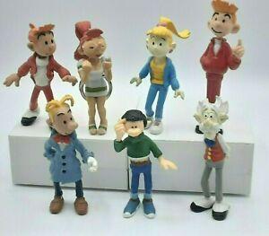 Top !  Spirou & Fantasio - und Gaston -Marsupilami -Comic Figuren  - Auswählen