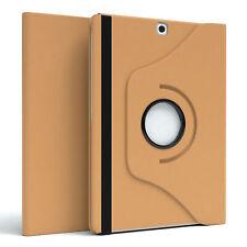 Für Samsung Galaxy Tab S2 8.0 Schutz Hülle Tablet Tasche Etui 360 Grad Hellbraun