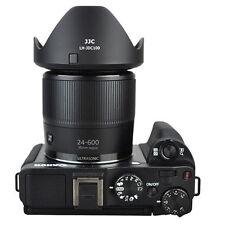 JJC LH-JDC100 lens hood replace Canon LH-DC100 FA-DC67B G3X SX60 SX50 Sx40 SX530