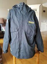 ANALOG Black Snowboard Jacket Hooded Size XL Xtra Large Full Zip Type B3