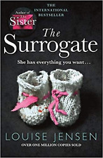 LOUISE JENSEN: THE SURROGATE (PAPERBACK) NEW BOOK