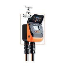 Claber 8410 Programmatore elettronico da rubinetto Aquadue Duplo