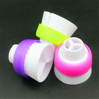 Icing Piping Nozzles Tips Pastry Bag Cake Cupcake Sugarcraft Decorating Tool AC