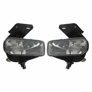 OEM NEW Front Right and Left Fog Light Driving Lamp Set 1999-2006 Sierra Yukon