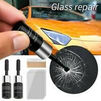 Automotive Glass Nano Repair Fluid- Auto Front Car Windshield Crack Repair Tool