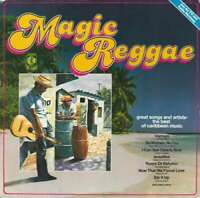 Various - Magic Reggae (LP, Comp) Vinyl Schallplatte 111664