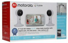 Motorola Lux65Connect2 5 inch Video Baby Monitor New!