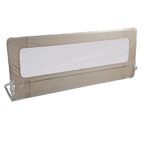 Safetots Extra Tall Bed Rail Natural