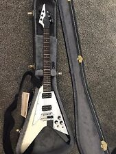 Epiphone Michael Schenker Flying V Guitar - Mint Condition with case