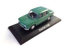 DACIA 1100 (RENAULT 8) - 1:43 DIECAST MODELL AUTO CAR USSR BA44