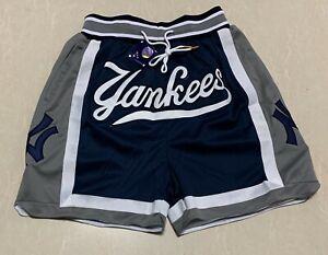 Just Don Yankees Shorts