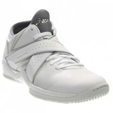 best loved 2c624 6c969 ASICS Tbf02a Naked Eg02 White Mens Basketball High Top Shoes Size 15 US