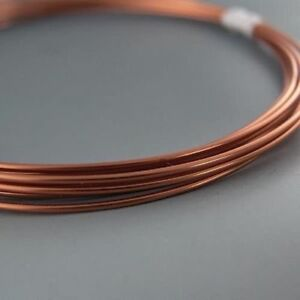 Artistic Wire Natural Copper 16 gauge 10 feet 41439 Round Shiny