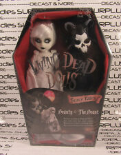 MEZCO Toyz 2017 Living Dead Dolls Scary Tales BEAUTY & THE BEAST #95065 Scary!