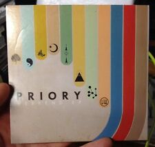 Priory - Weekend CD ep SEALED 4 track electropop pop