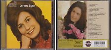 LORETTA LYNN Definitive Collection 2005 CD (Greatest Hits) Blue Kentucky Girl
