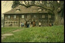 154092 Timber Country House Turopolje A4 Photo Print
