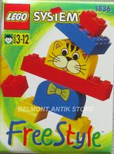 Lego system Freestyle n°1836 - 1996 - Le chat - Boîte  collector intouvable