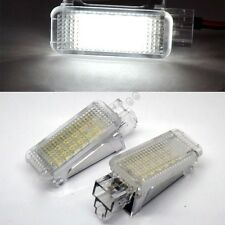 LED Courtesy Under door Footwell Trunk Light for AUDI A3 A4 A6 A8 TT Q7 Q5 RS4