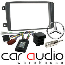 DFP-23-01 Mercedes Benz Vito 2003-2006 Car Stereo Fascia ISO Aerial & Stalk Kit