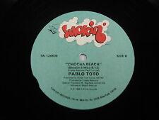 "Pablo Toto, Dame Chocha LP (VG)12"""