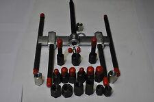 PROTO J4244ML 10 TON Push Press-N-Pull 2-Leg Puller w/Adapters  SET  Made in USA