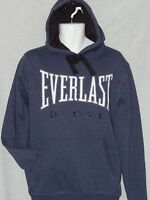 93d04ad62c7 NEW Everlast Sports Boxing Hoodie Hooded Sweatshirt Jacket MMA Mens Size S  M L
