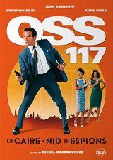"DVD ""OSS 117 - Le Caire, nid d'espions"" Jean Dujardin  NEUF SOUS BLISTER"
