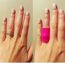 Diamond Wraps Engagement Wedding Ring Protector One Size Fits All Pink
