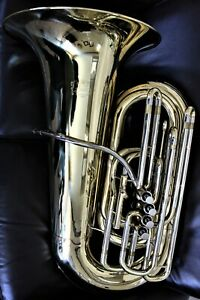 BIG MOUTH BRASS model J764LQ 6/4 BB-flat TUBA - EXCELLENT CONDITION - ONE OWNER