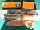 Marbles Knife, Handy, 4 3/8' blade USA Made 2001,NIB,NOS,RARE Model