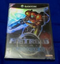 GameCube - Metroid Prime 2: Echoes ~ Brand New Factory Sealed ORIGINAL Game ~