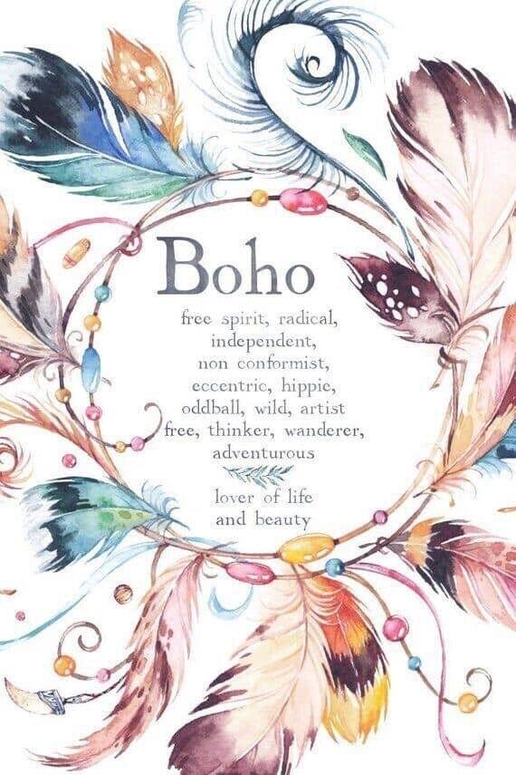 Boho Gypsy ~