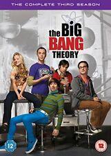The Big Bang Theory - Season 3 [Edizione: Regno Unito] - DVD D034035