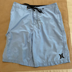 Hurley Men's Blue Boardshorts 34