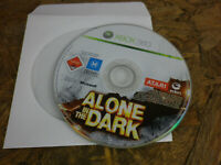 PC Spiel XBOX 360 Alone in the Dark CD ohne Box k778