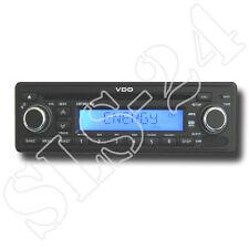 VDO cd726u-bu 24v 24 voltios RDS-tuner CD mp3 WMA USB Truck autobús camión radio LCD azul