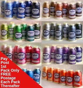 Marathon Embroidery Machine Thread Rayon Set of 6s - Choose your  selection