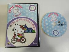 Hello Kitty Y Ses Amis - El Dia que El Montre Se Arrêté Vol. 17 DVD Selecta