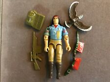 GI Joe Vintage 1984 Spirit & Freedom 100% Complete