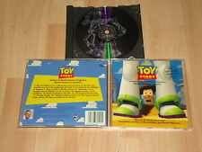 TOY STORY DE WALT DISNEY MUSIC CD BANDA SONORA ORIGINAL SOUNDTRACK EN ESPAÑOL
