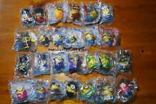 McDonalds 26 minions full global world complete set 2015 NEW - LAST ONE!