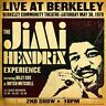 JIMI,THE EXPERIENCE HENDRIX - LIVE AT BERKELEY  2 VINYL LP NEU